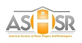 American Society of Home Stagers and Redesigners badge; sustainable design healthy environment